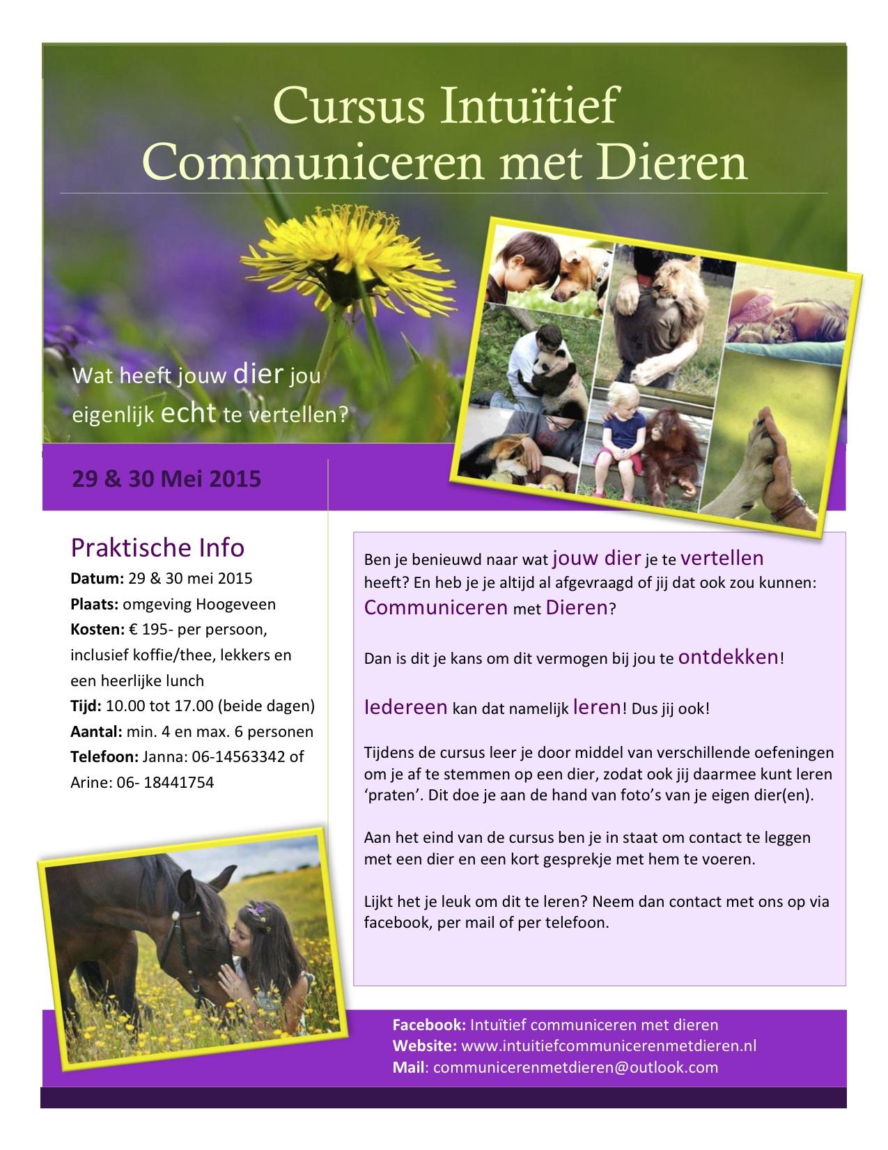 flyer_intutiefcommunicerenmetdieren_mei2015_def_JPEG